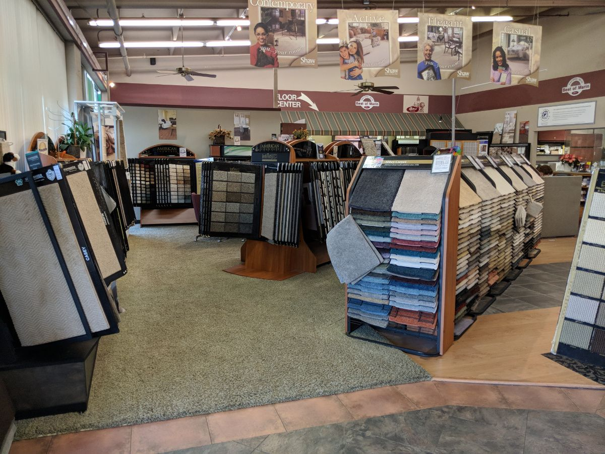 Visit Our Flooring Showroom Rafael Floors